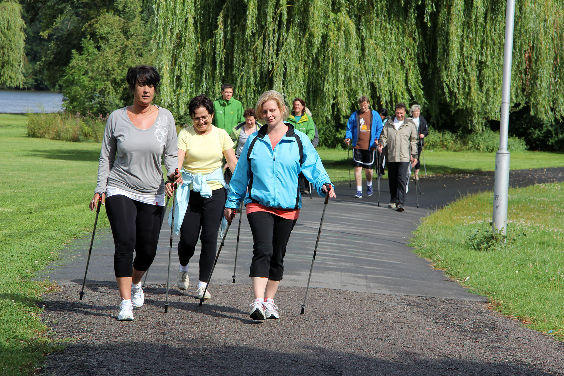 Nordic Walking in Halle