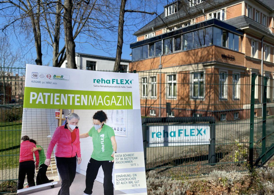 Das neue Patientenmagazin ist erschienen!